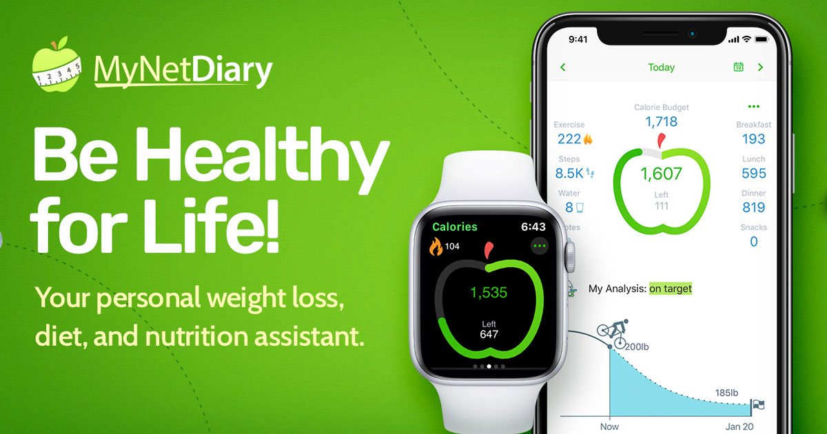 Weight loss diet [Sponsor] MyNetDiary thumbnail
